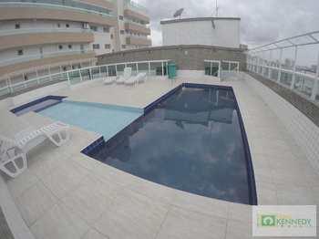 Apartamento, código 14881586 em Praia Grande, bairro Guilhermina