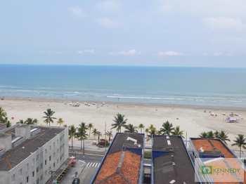 Apartamento, código 14881599 em Praia Grande, bairro Aviação