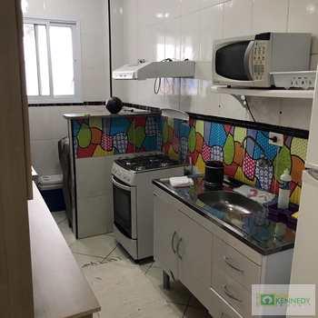 Apartamento, código 14881608 em Praia Grande, bairro Mirim
