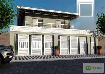 Sobrado de Condomínio, código 14881739 em Praia Grande, bairro Maracanã