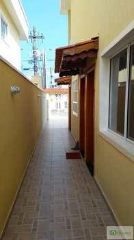 Casa de Condomínio, código 14881764 em Praia Grande, bairro Nova Mirim