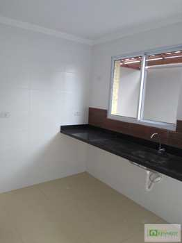 Casa de Condomínio, código 14881818 em Praia Grande, bairro Nova Mirim