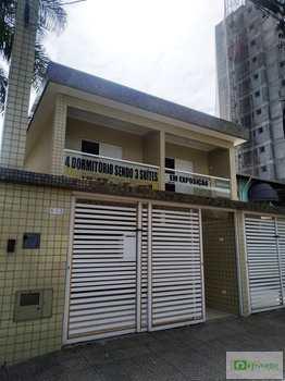 Sobrado, código 14881855 em Praia Grande, bairro Canto do Forte