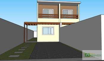 Casa, código 14881861 em Praia Grande, bairro Ocian