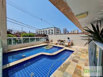 Apartamento, código 14881952 em Praia Grande, bairro Aviação
