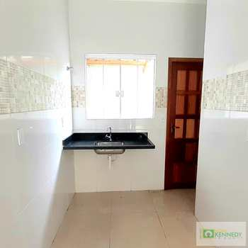 Casa de Condomínio em Praia Grande, bairro Mirim