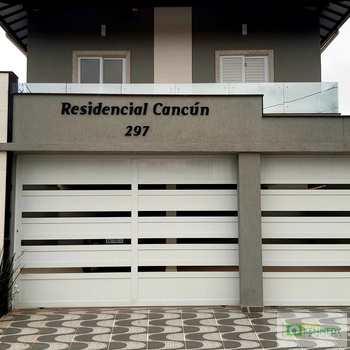 Casa de Condomínio em Praia Grande, bairro Maracanã
