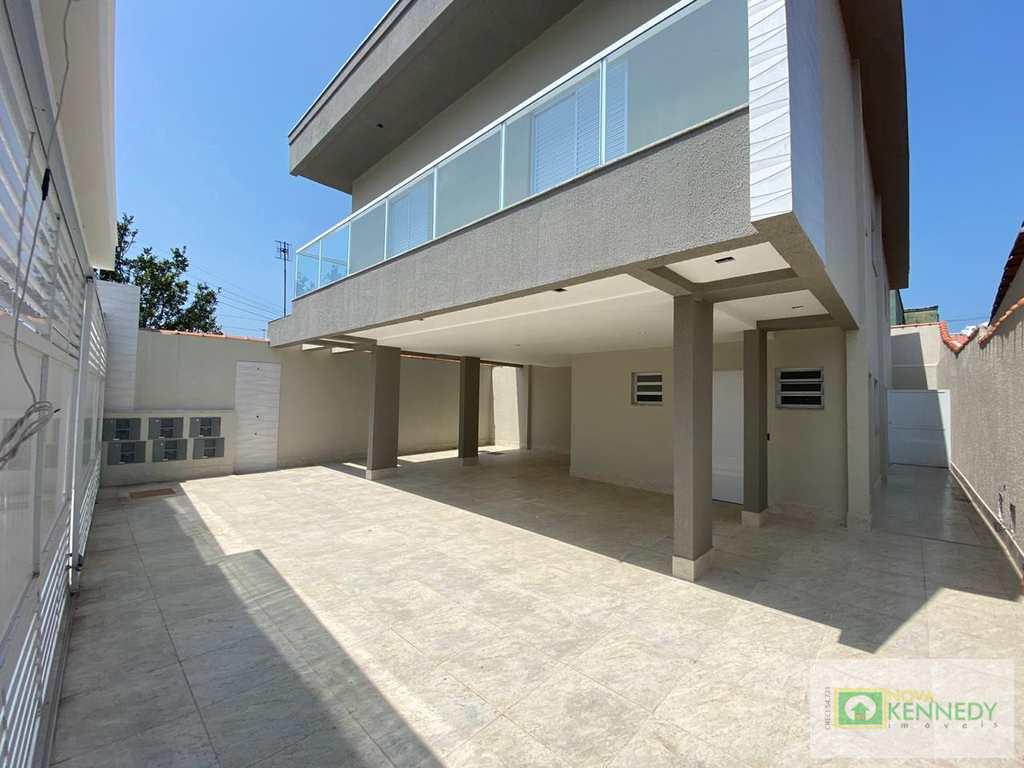 Casa de Condomínio em Praia Grande, no bairro Tupi
