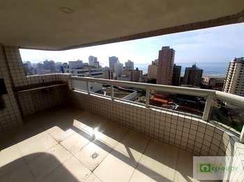 Apartamento, código 14882172 em Praia Grande, bairro Aviação