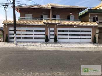 Sobrado, código 14882222 em Praia Grande, bairro Caiçara