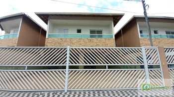 Casa de Condomínio, código 14882250 em Praia Grande, bairro Sítio do Campo