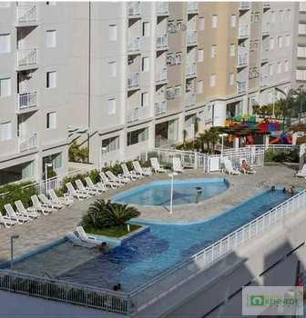 Apartamento, código 14882409 em Praia Grande, bairro Ocian