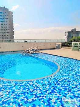 Apartamento, código 14882569 em Praia Grande, bairro Guilhermina