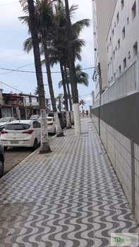 Kitnet, código 14882811 em Praia Grande, bairro Mirim