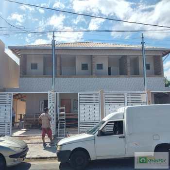 Casa de Condomínio em Praia Grande, bairro Ribeirópolis