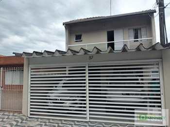 Casa, código 14882915 em Praia Grande, bairro Canto do Forte