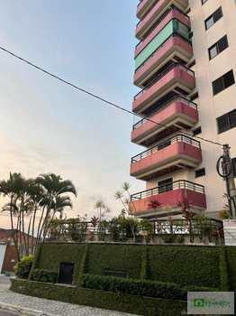 Apartamento, código 14883075 em Praia Grande, bairro Caiçara