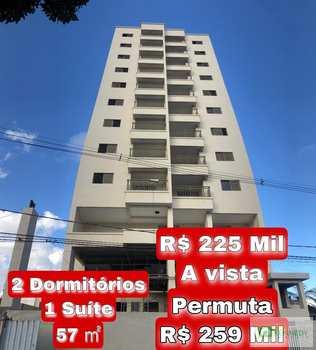 Apartamento, código 14883084 em Praia Grande, bairro Aviação