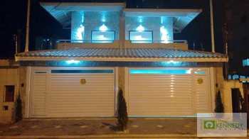 Sobrado, código 14883096 em Praia Grande, bairro Mirim
