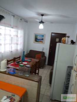 Apartamento, código 14883266 em Praia Grande, bairro Ocian