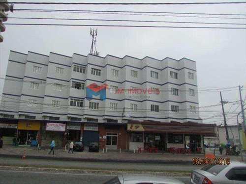 Apartamento, código 412169 em Praia Grande, bairro Balneário Paqueta
