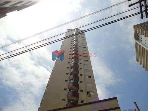 Apartamento, código 412240 em Praia Grande, bairro Caiçara