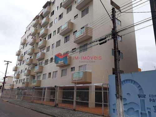 Apartamento, código 412249 em Praia Grande, bairro Caiçara