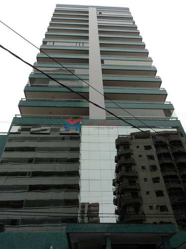 Apartamento, código 412648 em Praia Grande, bairro Canto do Forte