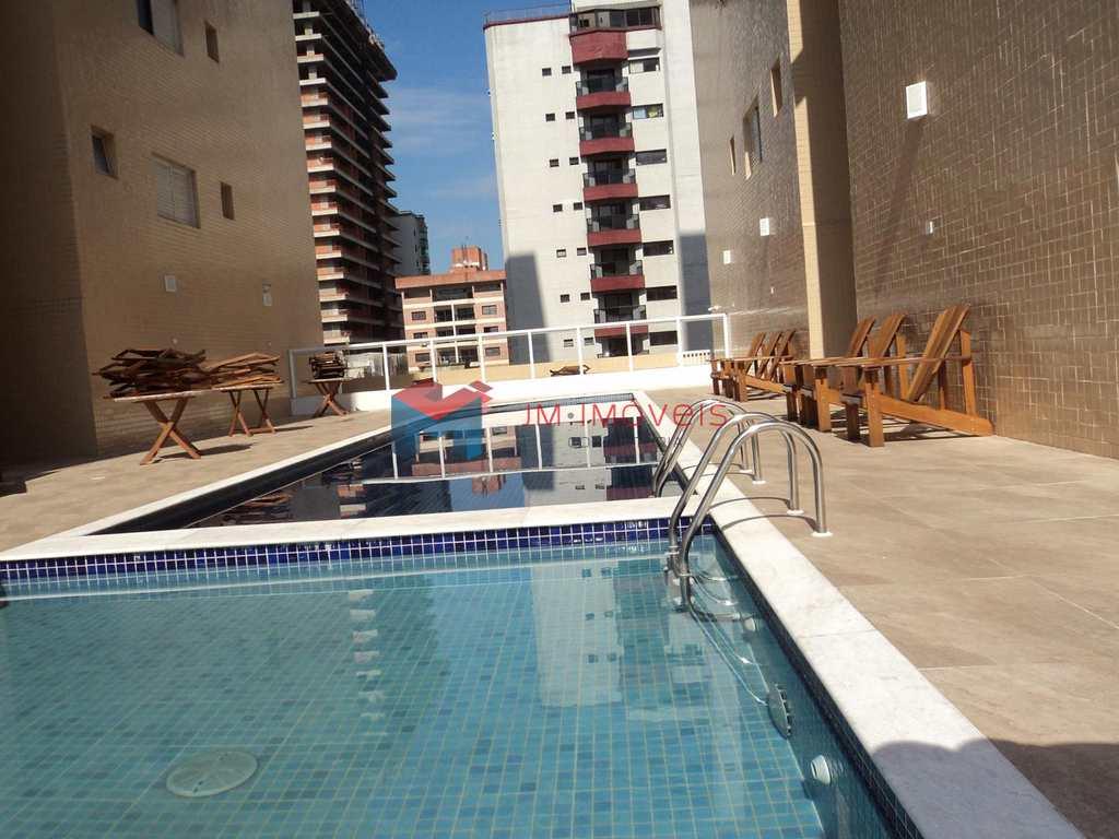 Condomínio em Praia Grande, no bairro Canto do Forte