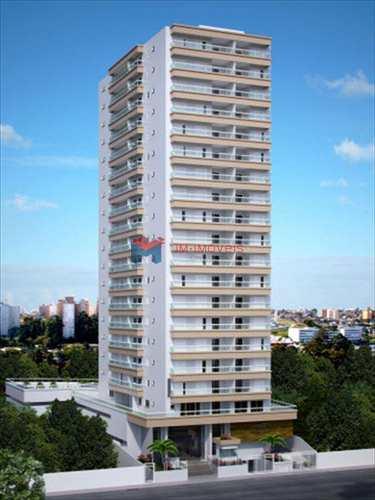 Apartamento, código 412349 em Praia Grande, bairro Caiçara