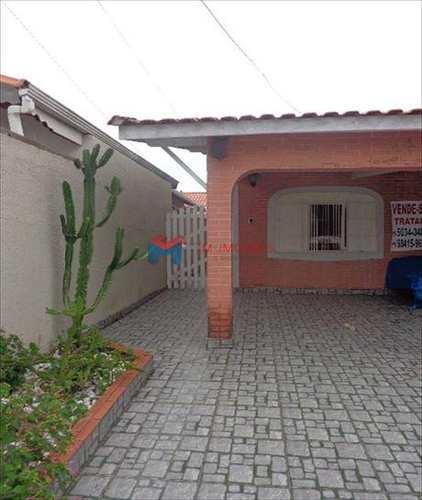 Casa, código 411600 em Praia Grande, bairro Maracanã