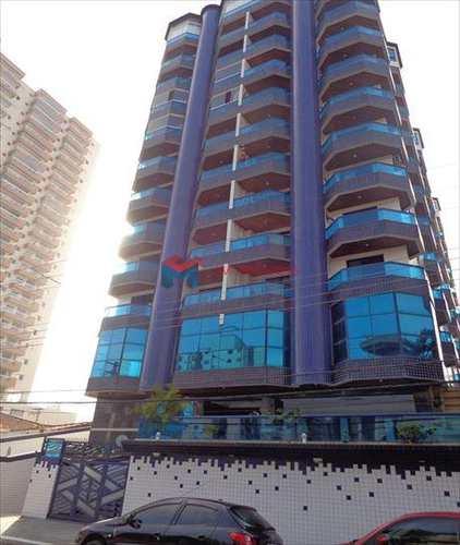 Apartamento, código 411500 em Praia Grande, bairro Guilhermina