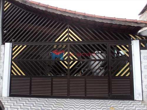 Casa, código 372201 em Praia Grande, bairro Caiçara