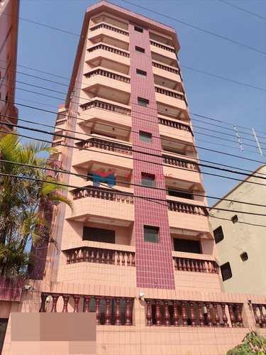 Apartamento, código 410600 em Praia Grande, bairro Caiçara