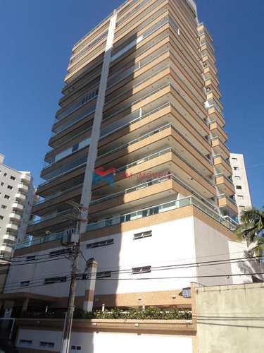 Apartamento, código 409600 em Praia Grande, bairro Caiçara
