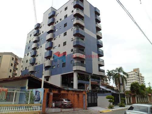 Apartamento, código 409400 em Praia Grande, bairro Caiçara
