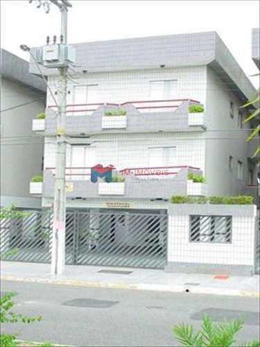Apartamento, código 408900 em Praia Grande, bairro Caiçara