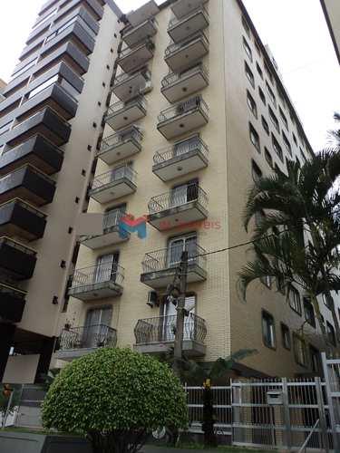 Apartamento, código 407400 em Praia Grande, bairro Caiçara