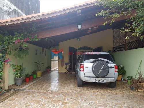 Casa, código 407100 em Praia Grande, bairro Caiçara
