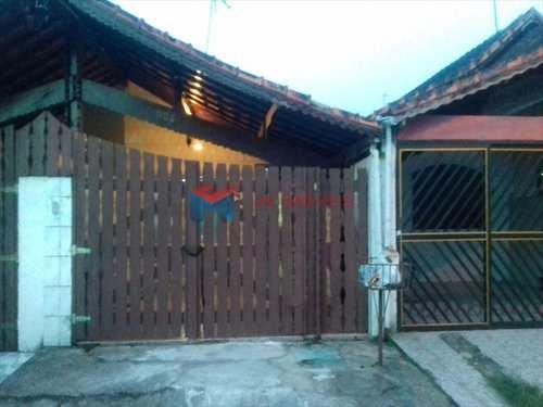 Casa, código 406300 em Praia Grande, bairro Maracanã