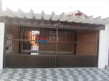 Casa, código 404600 em Praia Grande, bairro Maracanã
