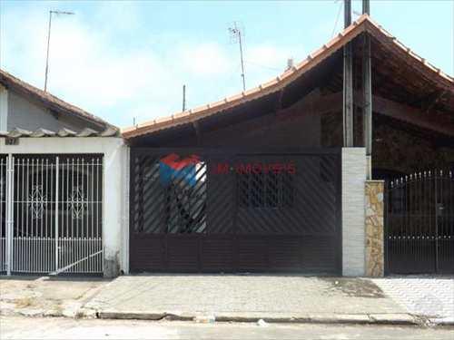 Casa, código 404500 em Praia Grande, bairro Maracanã