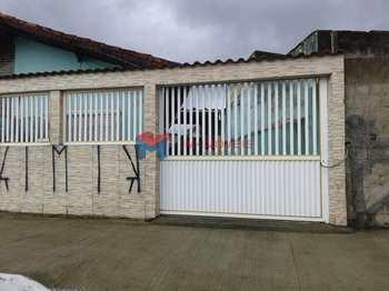 Casa, código 404200 em Praia Grande, bairro Caiçara