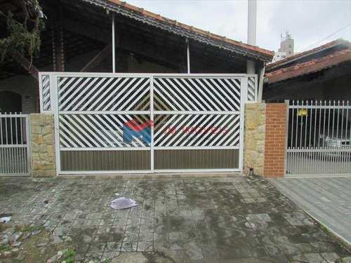 Casa, código 403900 em Praia Grande, bairro Caiçara