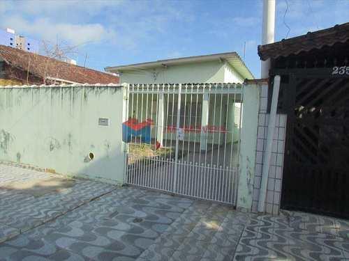 Casa, código 404400 em Praia Grande, bairro Maracanã