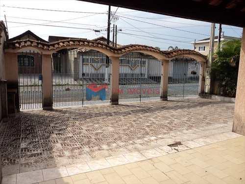 Casa, código 402400 em Praia Grande, bairro Caiçara