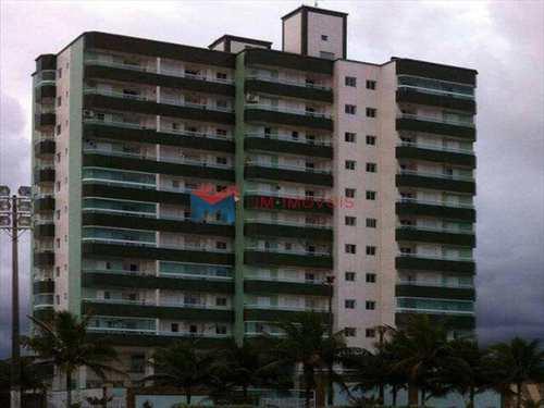 Apartamento, código 402100 em Praia Grande, bairro Maracanã