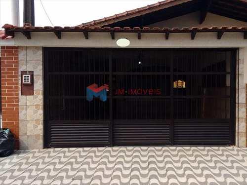 Casa, código 401900 em Praia Grande, bairro Real