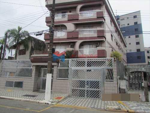 Apartamento, código 401100 em Praia Grande, bairro Caiçara