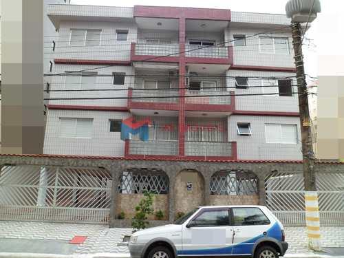 Apartamento, código 401000 em Praia Grande, bairro Caiçara